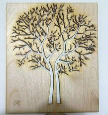 laser cut mdf wooden tree wholesale wood tree suppliers alibaba