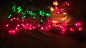christmas lights for sale vintage mr christmas chasing christmas lights merry christmas ebay