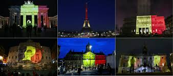 Paris Flag Isis Poll What Colors Should The Eiffel Tower Turn To Next