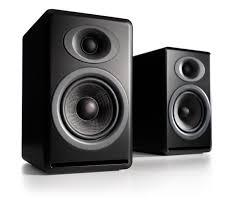 studio monitor desk stands audioengine p4 premium passive bookshelf speakers with ds2 desktop