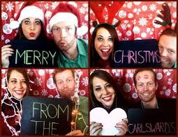 christmas season creative christmas card ideas imposing picture