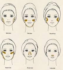 makeup tutorials with contour makeup with how to contour your face little makeup face little