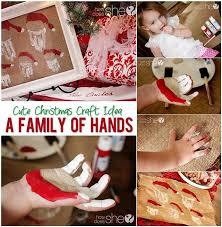 family of print santas diy alldaychic