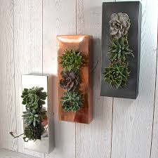 wall planter vertical planting planters and planting
