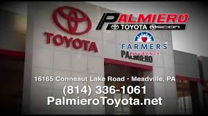 toyota agency palmiero insurance agency and farmers insurance at palmiero toyota