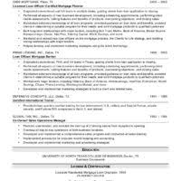 Sle Resume Mortgage Operations Manager Exle Of An Apa Thesis Statement Race And Ethnicity In Education