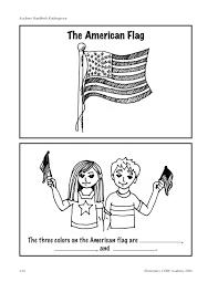 Flag Day Reading Comprehension Worksheets Mrs White U0027s Kindergartensocial Studies Online Class Home