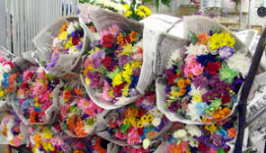 southern california flower market vendors