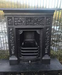 cast iron fireplace surround original thomas jekyll c1884