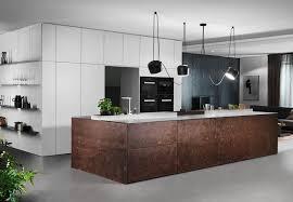 Modern European Kitchen Cabinets by Metallic Kitchen Cabinets U2013 The Next Big Thing Schwarzmann