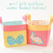 baskets for easter adorable diy bags and baskets for the best easter egg hunt