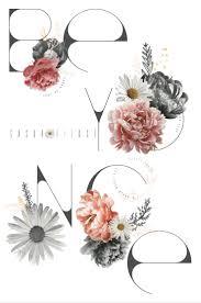 Floral Art Designs 1670 Best Design Images On Pinterest Logo Branding Branding