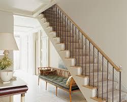 american modern thomas o u0027brien traditional staircase new
