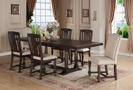 furniture stylish black dining chairs winners only furniture and