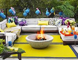 Outdoor Party Decorations by Home Design Deck Party Decorating Ideas Lawn General Contractors