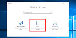 how to add remove apps and programs in windows 10 tip zyberdata
