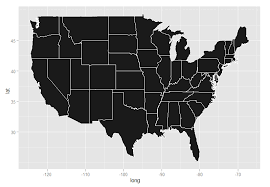 how to draw a map how to draw looking maps in r data visualization