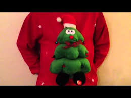 christmas tree jumper with lights christmas jumper musical tree novelty sweater lights s m l xl xxl