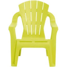 chaise jardin plastique chaise et table de jardin colorés pour les enfants