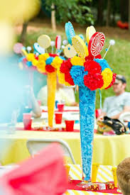 Decorate Table For Birthday Party Best 25 Carnival Decorations Ideas On Pinterest Circus