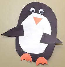 polar animals preschool theme crafts and books