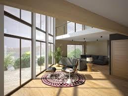 ch160d contemporary duplex house plan duplex house plans