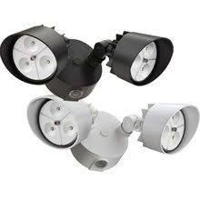 commercial dusk to dawn outdoor lights view the heath zenith hz 8487 led single head automatic dusk to dawn