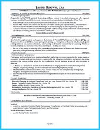 Resume Affiliations Understanding A Generally Accepted Auditor Resume