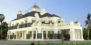Luxury Colonial House Plans Arkitecture Studio Architects Interior Designers Calicut Kerala