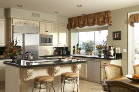 Kitchen Window Treatments Ideas Pictures Kitchen Remarkable Kitchen Window Treatment Ideas With Teak Wood