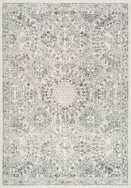 White And Gray Area Rug Nuloom Vintage Minta Grey Rug Grey Rugs Gray And Vintage