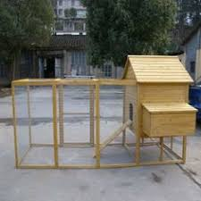 Fox Proof Rabbit Hutches Chicken Chook Rabbit Hutch Cage Coop House Somerzby Mansion Pet