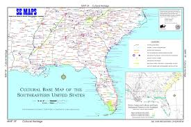 map us usa interactive map of the southeast united states forwardx me best on