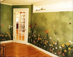 interesting how to paint a wall mural in a bedroom about a hand enchanting how to paint a wall mural in a bedroom in 66 best flowers grew on