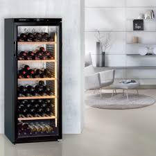 freestanding single zone wine cellar andi co