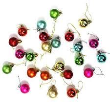 Pre Lit Mini Christmas Tree - 40cm pre lit battery operated mini christmas tree by lights4fun