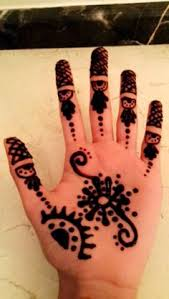 easy mehndi designs for kids on eid fashion u0026 style pinterest