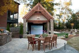 Home Design Simulation Games by The Holland Family Needed An Outdoor Space That Highlighted Their