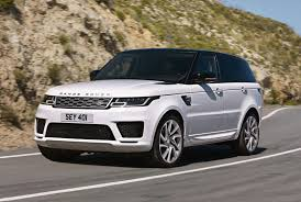 luxury land rover the range rover sport plug in hybrid electric suv signals an