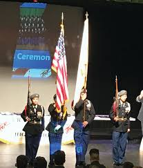 Color Guard Presentation Of The Flags Cranston East Jrotc Hosts Annual Awards Ceremony Cranston Herald