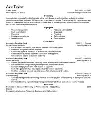 Procurement Specialist Resume Samples by Best Accounts Payable Specialist Resume Example Livecareer