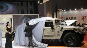civilian humvee you can now buy a brand new 25 year old hummer h1