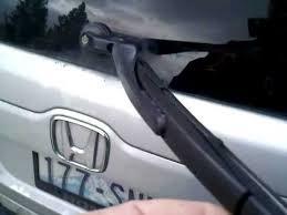 2008 honda crv wiper blades how to change a honda pilot rear wiper