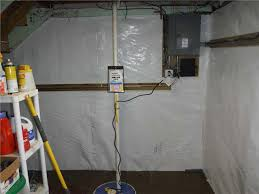 Efflorescence On Basement Walls Basement Wall Products In Lansing Grand Rapids Kalamazoo