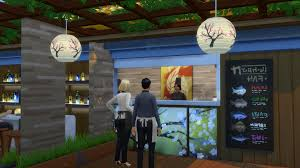 sims kitchen ideas the sims 4 dine out building ideas simsvip