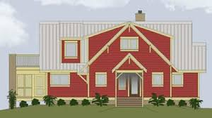 cottage house plans passive solar with icf exterior walls