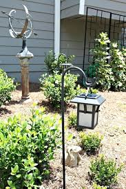 portfolio solar path lights portfolio solar landscape lights outdoor lantern solar lighting