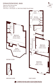 2 bedroom donaldson road london nw6 property for sale marsh