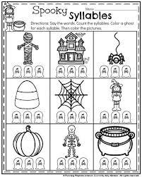 best 25 syllables kindergarten ideas on pinterest literacy