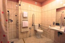 Barrier Free Bathroom Design by Barrier Free Access Hotel Atlantic
